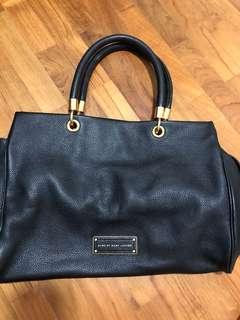 Marc Jacob too hot to handle black tote