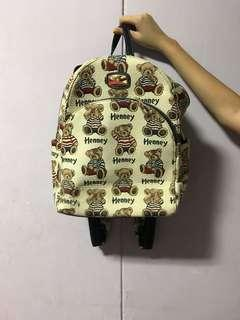 Henney Bear Backpack (Authentic)