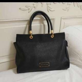 Marc Jacobs too hot to handle black tote