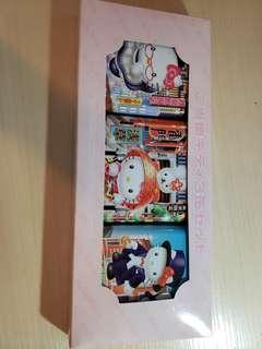 Hello Kitty 盒子 ×3 東京 淺草 秋葉原 限定