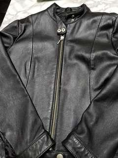 schillaci real leather L