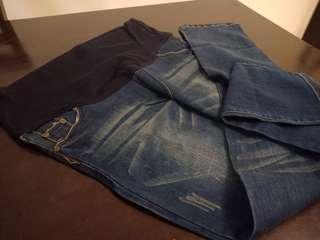 Pregnant Jean