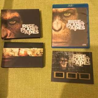 猿人爭霸戰:猩凶革命 限量Blu-ray
