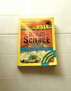 PSLE Ultimate Science Work Book (Open Ended Questions)