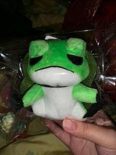 旅行青蛙吊飾