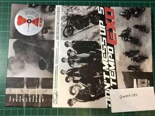 Don't Mess Up My Tempo - The 5th Album by EXO