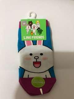 Line Friends socks