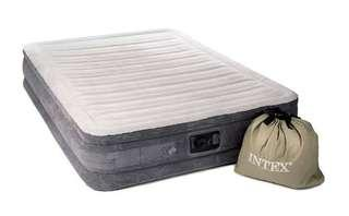 Index Air Bed Double Deluxe Fiber-Tech
