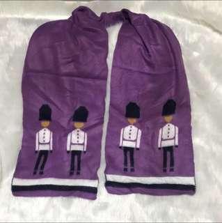 紫色士兵❄️保暖頸巾/圍巾🧣男女適用