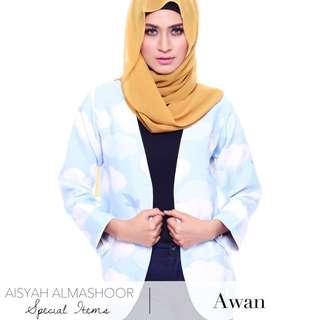 (Free Postage) Awan by Aisyah Almashoor