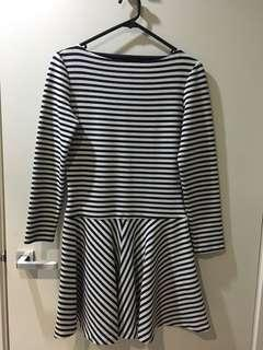 Zara's Stripe Dress