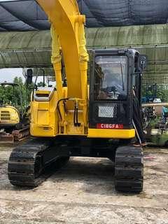 Excavator sh135 for rental