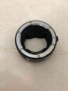 Metabones Mark IV (Canon EF-E)