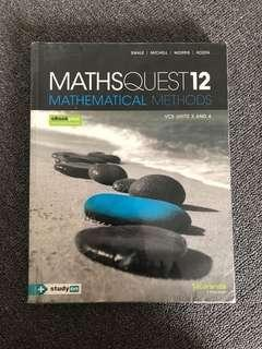 Mathematical Methods Textbook