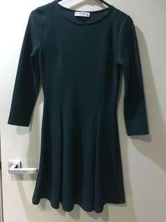 Pull&Bear's Green Dress