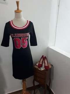 GLAMAROUS DRESS