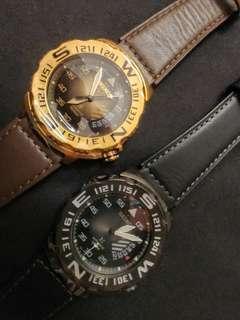 SEIKO PROSPEX 限量自動錶2隻