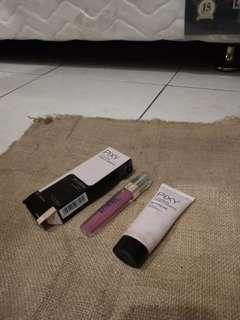 Set pixy bb cream + venus lip cream