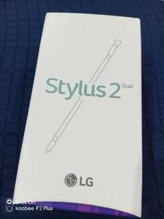 LG Stylus2 Dual