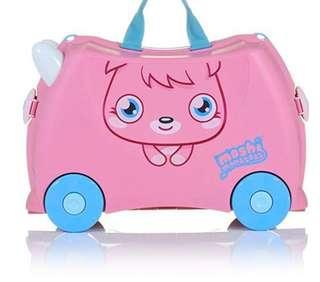 Limited Edition Trunki Moshie Monster Pink
