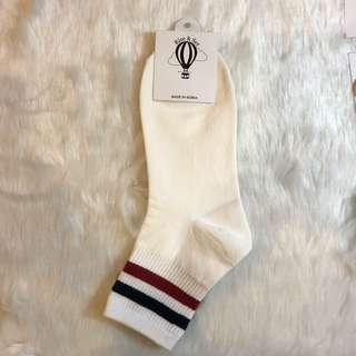 Stripes Socks (Made in Korea)