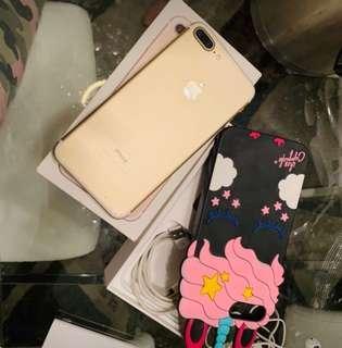 Used IPhone 7plus 256gb