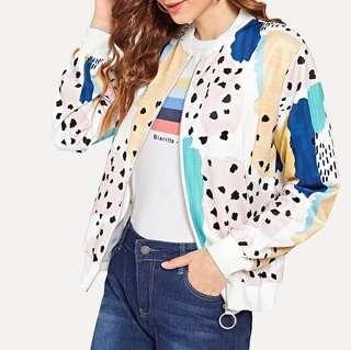 Pre-Order Mix Colorfull Jacket