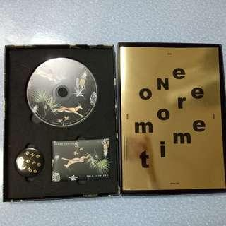 One More Time Album Limited Edition
