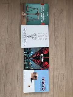 University of Guelph/guelph Humber textbooks