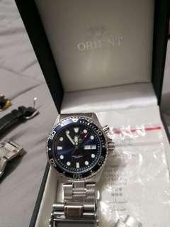 🚚 Orient diver watch