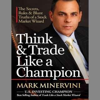 Think a Trade like a Champion