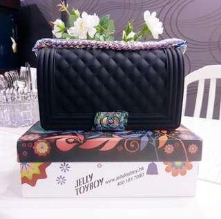Jelly Toyboy Handbag