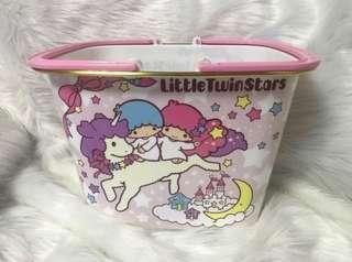 Little Twin Stars 🎠 收納籃