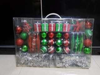 Chirstmas decorations sets