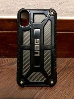 UAG Monarch Carbon Fiber Case iPhone X/XS