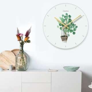 🚚 Plant Design Clocks