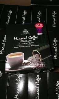Susu Kambing Platinum Mineral Coffee