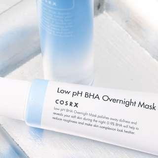 COSRX Low pH BHA Overnight Mask 50ml