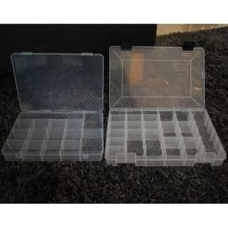 Pair of organizers - $5 for both