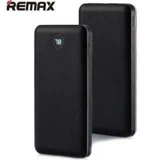 NEW! Remax Power Bank 10000mAh Quick Charge Black