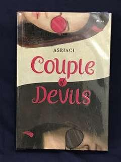 Preloved novel Couple of Devils ~ Asriaci