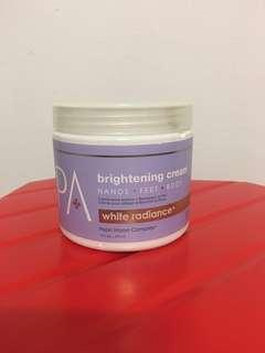 Organic BCL SPA Brightening Cream 473ml