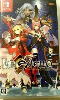 Switch Fate Extella