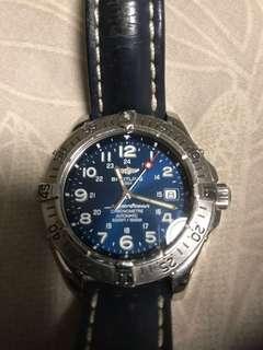 Brietling SuperOcean Diver Watch