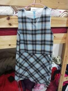 🚚 二手英倫風小孩洋裝#半價衣物市集