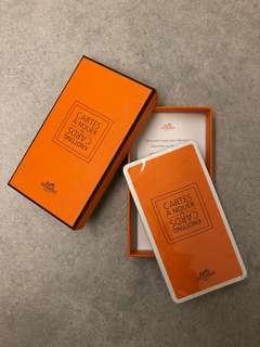 Hermes knotting cards 絲巾綁法卡