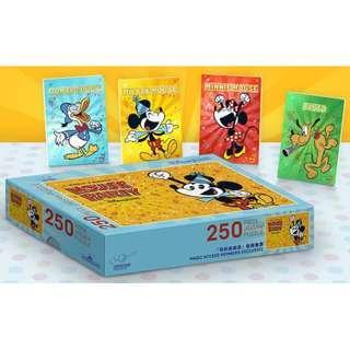 全新Disneyland HK Mouse Party Puzzle (250pcs) 迪士尼 米奇