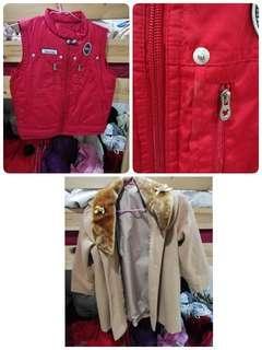 🚚 二手外套出清#半價衣物市集