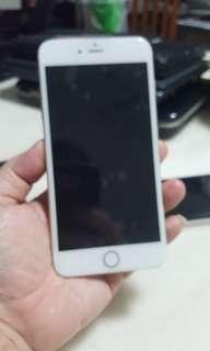 Lelong fast ♠️ Iphone 6 plus 64gb (gold) color