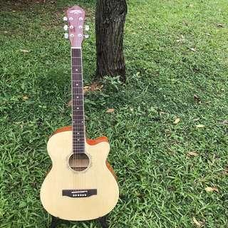 "🚚 Brand New 39"" Acoustic Guitar"